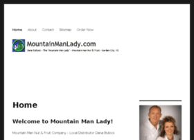 mountainmanlady.com