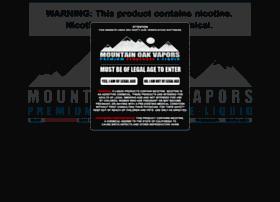 mountainoakvapors.com