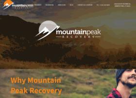 mountainpeakrecovery.com