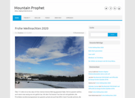 mountainprophet.de