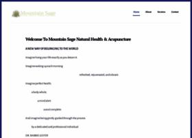 mountainsagenaturalhealth.com