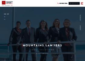 mountainslawyers.com.au