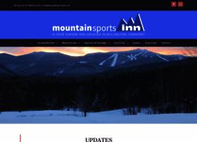 mountainsportsinn.com