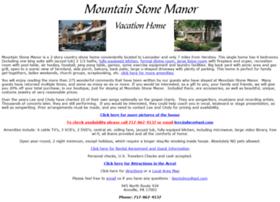mountainstonemanor.com