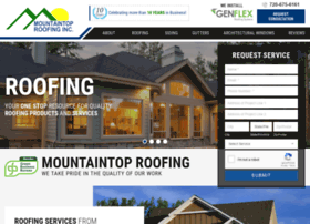 mountaintoproofing.com