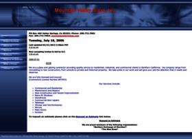 mountainvalleyglass.com
