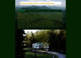 mountainvalleyretreat.com