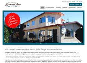 mountainviewmotel.co.nz