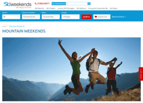 mountainweekends.com
