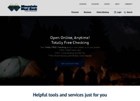 mountainwestbank.com