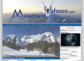 mountainyahoos.com