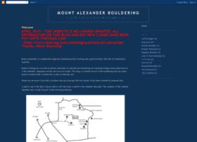 mountalexander.blogspot.com.au