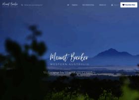 mountbarkertourismwa.com.au