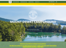 mountdesertcampground.com