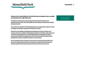 mountfieldpark.co.uk