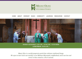 mountolivechurch.org