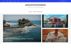mountsickness.com