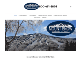 mountsnowvermontrentals.com
