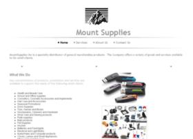 mountsupplies.com