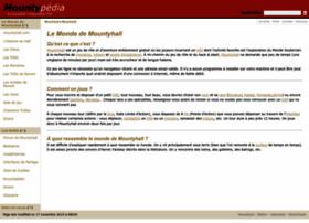 mountypedia.mountyhall.com