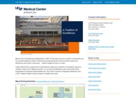 mountzion.ucsfmedicalcenter.org