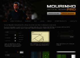 mourinhotacticalboard.com