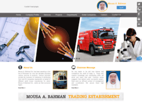 mousabahman.com