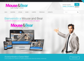mouseandbear.com.mx