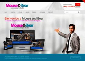 mouseandbear.com.mx