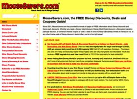 mousesavers.com