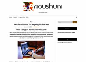 moushumi.net