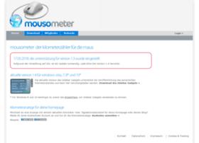 mousometer.de