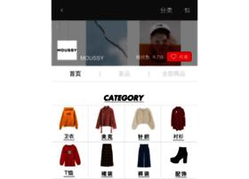 moussy.yohobuy.com