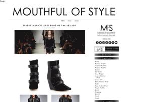 mouthfulofstyle.blogspot.co.uk