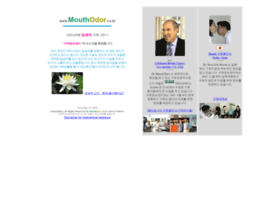 mouthodor.co.kr