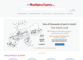 mouthpieceexpress.com