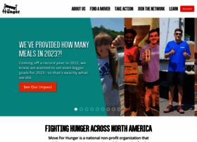 moveforhunger.org
