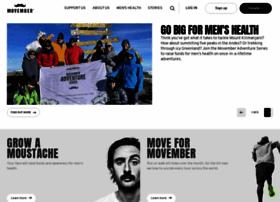 movember.com