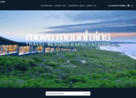 movemountainstravel.com