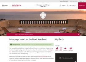 movenpick-deadsea.com