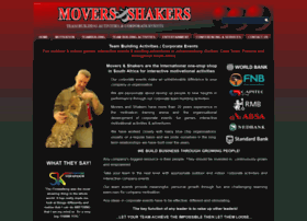 moversandshakers.co.za