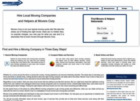 moverscorp.com