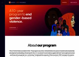 movetoendviolence.org