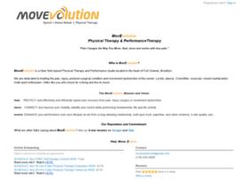 movevolutionphysicaltherapy.fullslate.com