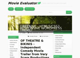 movieevaluator.com