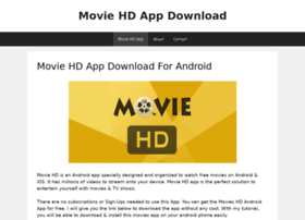 moviehdappdownload.com
