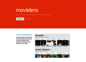 movielens.org