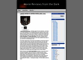 moviereviewsfromthedark.com