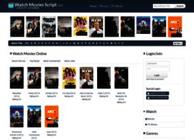 moviescriptdemo.crivion.com