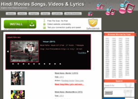 moviessongslyrics.com